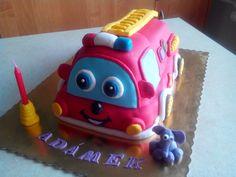 hasičské autičko