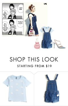 """""""Untitled #1055"""" by angelworlds21 ❤ liked on Polyvore featuring Valentino"""