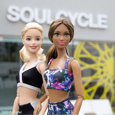 Workout Barbie