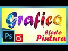 Diseño Grafico: TUTORIAL PHOTOSHOP CS6, Como Hacer Efecto de Pintu...