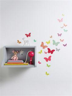 wall Stickers BUTTERFLIES