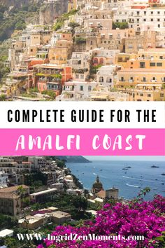 Grab this plan for the perfect Amalfi Coast road trip itinerary and see the most scenic destination! Things to do, what to see, where to stay, and much Hotel Amalfi, Amalfi Coast Hotels, Amalfi Coast Italy, Sorrento Italy, Italy Italy, Italy Honeymoon, Italy Vacation, Vacation Travel, Italy Trip