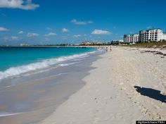 11 beaches to see before you die--and we're going to one of them in 2 weeks! Turks and Caicos here we come!