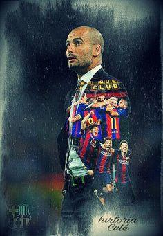 Josep Guardiola. Fútbol Club Barcelona. Catalunya #futbolbarcelona