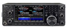 Icom IC-7610 HF/50MHz 100W Transceiver - ONLY Central, S. America and Caribbean #Icom
