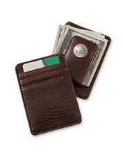 5639051b947b 11 Best Money clip images in 2013 | Leather money clip wallet ...