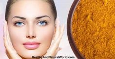 Turmeric Face Mask Recipe for Glowing Skin, Acne, Rosacea, Eczema and Dark Circles -  1 teaspoon of turmeric 1 teaspoon of raw organic honey 1 teaspoon of milk (or natural yoghurt)