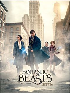 Review This!: Fantastic Beasts and Where to Find Them Movie Revi...