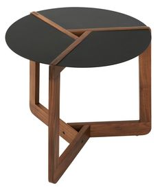 Pi Side Table by Blu Dot. This product can be found in the photography for the Openwork collection.