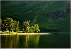 Buttermere, in the Lake District