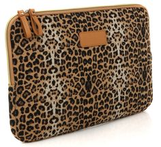 Amazon.com: Kayond Leopard's Spot Canvas Fabric 13 Inch Laptop / Notebook Sleeve Macbook / Macbook Pro / Macbook Air Sleeve Case Dell / Hp /Lenovo/sony/ Toshiba / Ausa / Acer /Samsung /Haier Ultrabook Bag Cover: Electronics