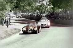 May 18, 1952: The 300 SL race car sweeps the first three places in the Bern Grand Prix.