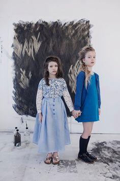 SÉRIE MODE : APNÉE Photo : Anna Malmberg Style : Clara Dayet