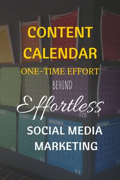 We all want to succeed at social media marketing. But the reality is that most of you don't take the time to create a concrete plan in place.
