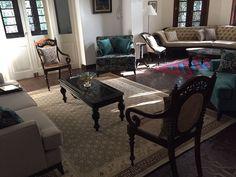 Jaipur Rugs, Corner Desk, Interior, Furniture, Home Decor, Corner Table, Decoration Home, Indoor, Room Decor
