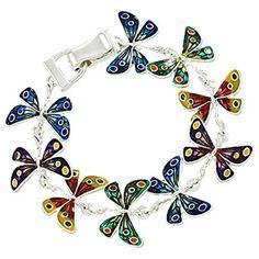Butterfly Bracelet Magnetic Clasp Enamel Pretty Silver To... https://www.amazon.com/dp/B01L7VDZD4/ref=cm_sw_r_pi_dp_x_OTGrybRE2CWS7