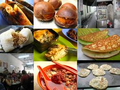 Penang Hawker Food