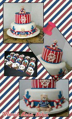 Cake by Maria Rosa confeitaria artirtica.