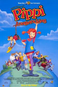 I loved EVERYTHING Pippi Longstocking.  EVERYTHING.  And I just KNEW that I could have the scrub brush shoes.