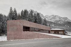 Galería de La Rosa de Vierschach / Pedevilla Architects - 6