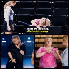 Pitch Perfect. Rebel Wilson. haha