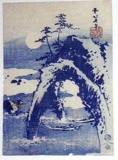 Katsushika Hokusai (葛飾 北斎), conocido simplemente como Hokusai (北斎) (nacido y muerto en Edo, actual Tokio, octubre de 1760 - 10 de mayo de 1849) fue un pintor y grabador japonés del período Edo, adscrito a la escuela Ukiyo-e. Acuñó el término manga en 1814.