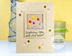Starry Shaker Card