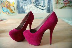 Heels of my dreams!