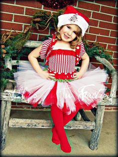 Christmas tutus. Could use for both???