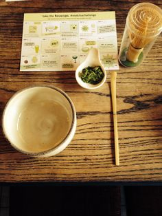 Matcha masterclass by our very own tea taster, Louise!
