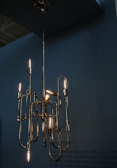 CLARK | SUSPENSION CEILING PENDANT | DELIGHTFULL - UNIQUE LAMPS * http://www.delightfull.eu/en/heritage/suspension/clark-ceiling-lamp.php