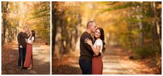Kirstie and Corey's Fall Engagement
