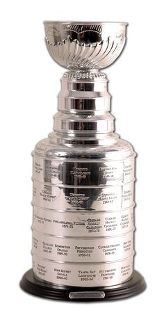 Stanley Cup - named for Canada's Governor-General Lord Stanley of Preston (1893)