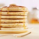 Amerikaanse pancakes met ahornsiroop - Libelle