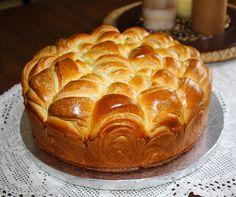 "Bulgarian Pitka ""Kifli"" ( Butter Bread) Recipe"