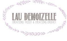 Lau Demoizelle blue pine snood