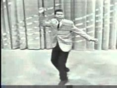 "Dick Clark, Chubby Checker, and ""The Twist"".  About the only dance I can still do."