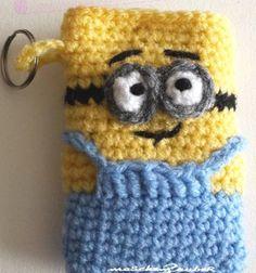 70 Besten Minions Bilder Auf Pinterest Crochet Patterns Free