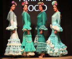 MAMA DE MAYOR QUIERO SER FLAMENCA - ELENA RIVERA - Todo sobre Moda Flamenca