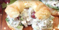 La MEILLEURE salade de poulet au monde! Elle est crémeuse, salée, sucrée, texturée... PARFAITE!