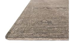 Chanel Hand-Knotted Rug, Fog/Beige 12x15