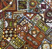 mosaic by Laurel Skye