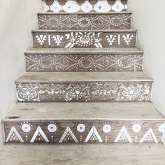 Check out this 27 Painted Staircase Ideas Which Make Your Stairs Look New Tags: painted staircase, painted plywood stairs, painted stairs black, painted stairs ideas pictures The ..