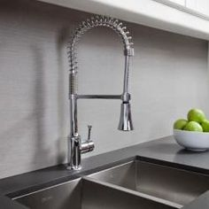 An American Standard Semi Professional Pre Wash Faucet Adds A Professional  Look To Your Kitchen Renovation