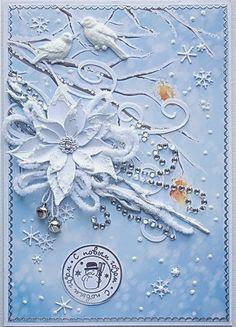 Ручная работа, Christmas card