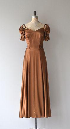 Vezzosa Kleid Jahrgang der 1930er Jahre Kleid von DearGolden