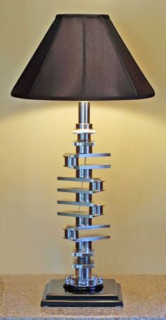 Crankshaft lamp.