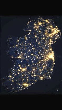 Ireland from Space!