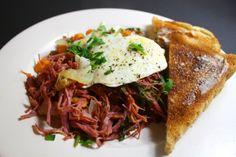 The Hungry Girlfriend | Corned Beef Hash