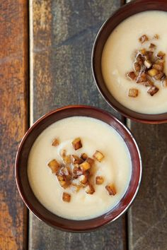 Celery Root Puree with Caramelized Apples